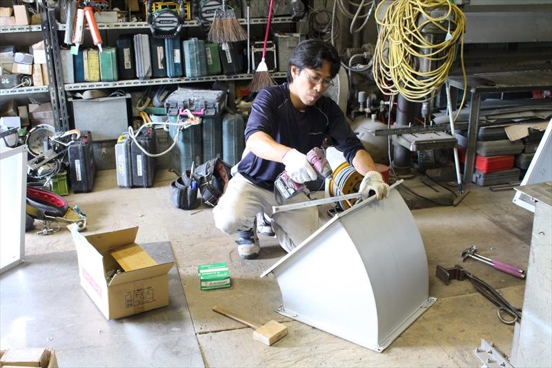 ダクト取付の有限会社花光設備
